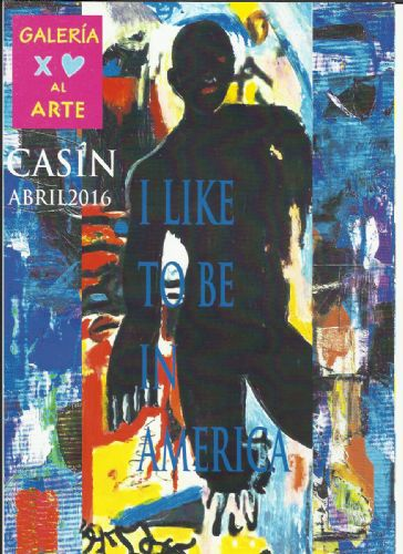 I like to be in America / Enrique Casín